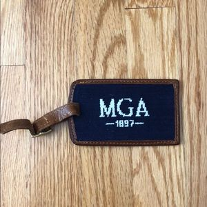 NWT Smathers & Branson luggage tag